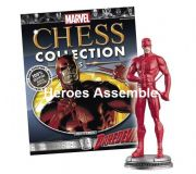 Marvel Chess Collection #05 Daredevil Eaglemoss Publications